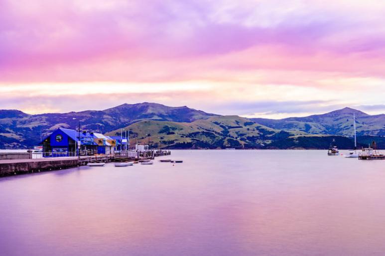 Maison De La Mer Akaroa New Zealand